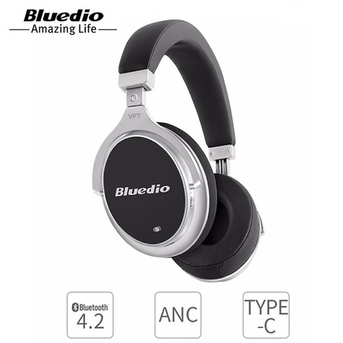 Bluetooth наушники Bluedio F2 Faith