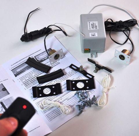 Электронный замок C10 для двухдверных торговых холодильников Helkama (купе)