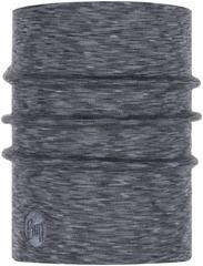Теплый шерстяной шарф-труба Buff Wool heavyweight Fog Grey Multi Stripes