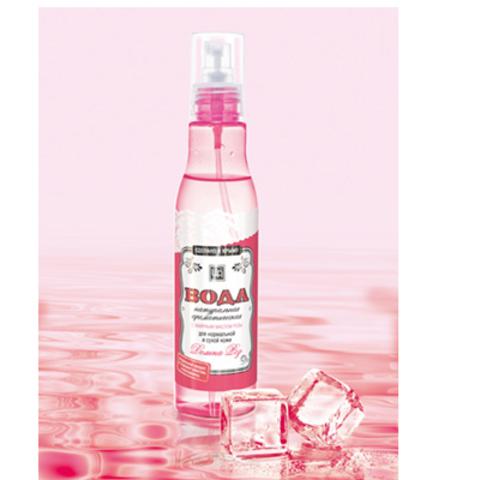 """Ароматическая вода """"Долина Роз"""" для нормальной и сухой кожи"""