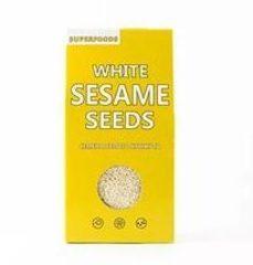 Семена белого кунжута, 150 гр. (Компас здоровья)