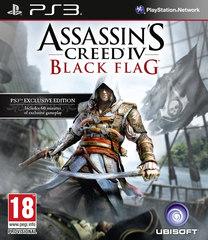 Игра PS3 ASSASSINS CREED IV Чёрный флаг