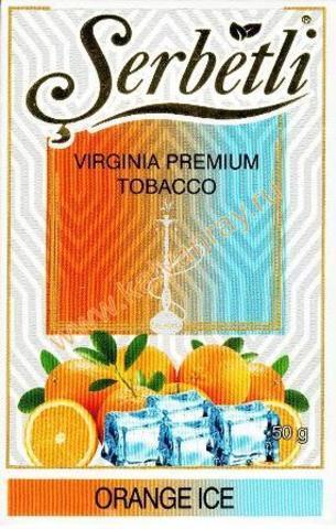 Serbetli Ice Orange
