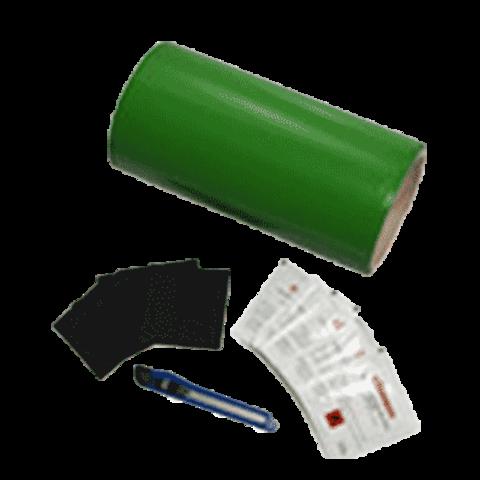 Ремкомплект для тентов Х-Пласт ремонтная лента 22 ультра СИНИЙ