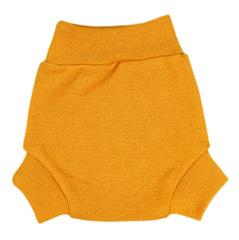 Однослойные пеленальные штанишки (M, Канарейка)