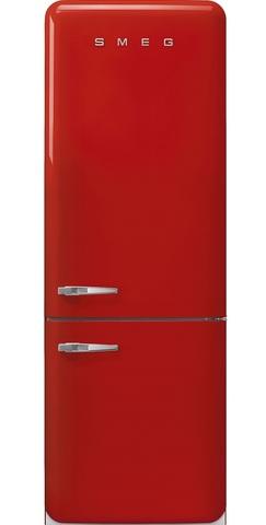 Холодильник с нижней морозильной камерой Smeg FAB38RRD