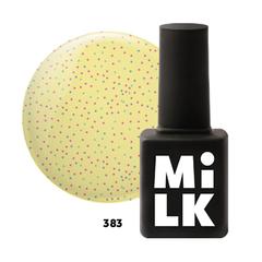 Гель-лак Milk Smoothie 383 Lemon Chia, 9мл.