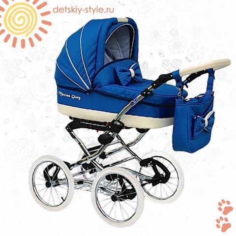 """Коляска Stroller B&E """"Maxima Glory"""" 2в1"""