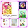 """031_9970  Mini Artbox №75 (для девочек) """"Цветочный"""""""