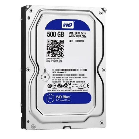 Жесткий диск 500Gb SATA-3 WD BLUE