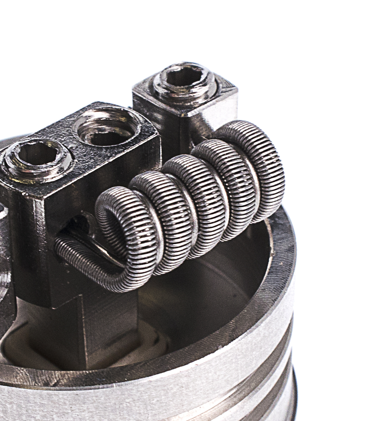 намотка Fused Clapton Parallel