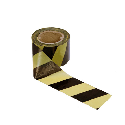 ЛО-100 «Стандарт», желто-черная 75мм/50мкм/100п.м