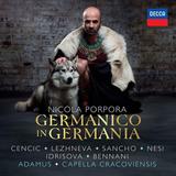 Jan Tomasz Adamus, Capella Cracoviensis / Nicola Porpora: Germanico In Germania (3CD)