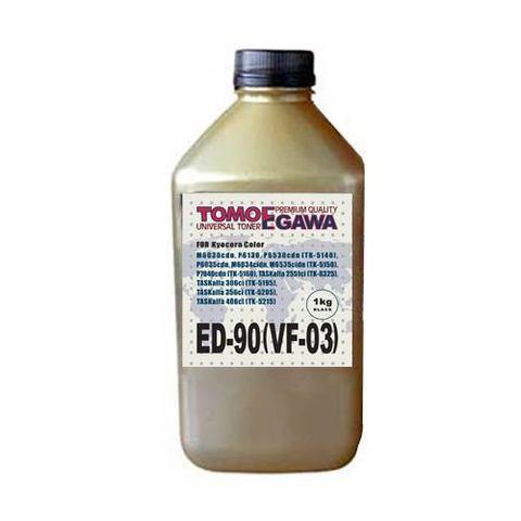 Тонер TOMOEGAWA ED-90 (VF-03) для Kyocera универсальный, пурпурный (1 кг)