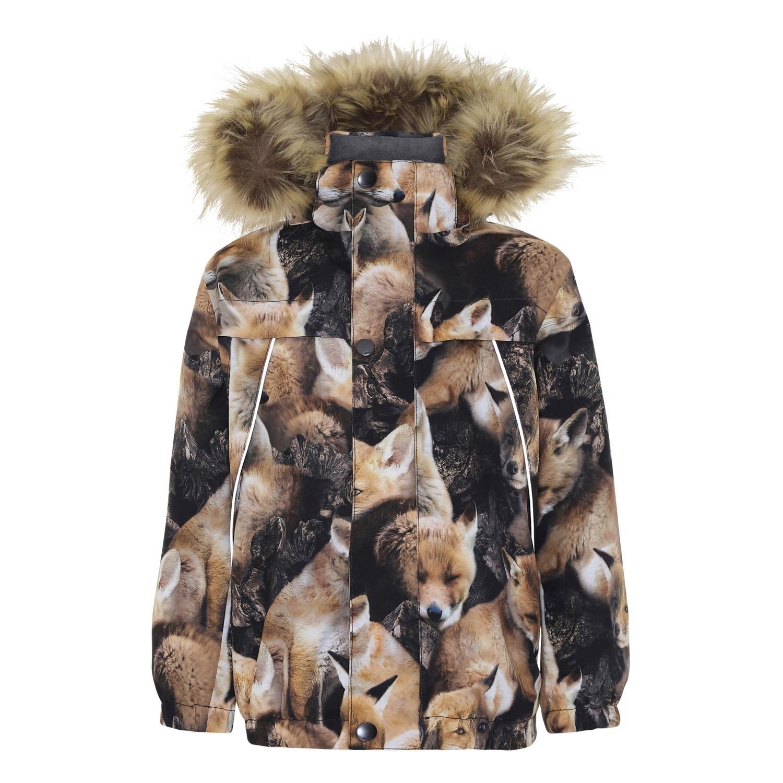 Куртка Molo Castor Fux Fox Camo