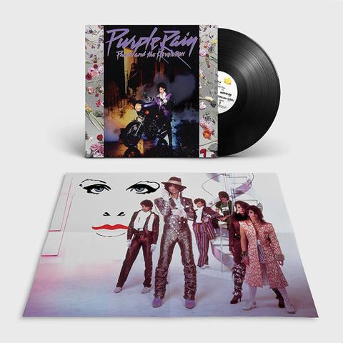 Prince And The Revolution / Purple Rain (Remastered Edition)(LP)