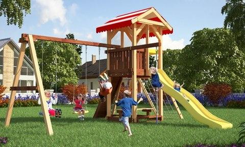 Детская площадка Савушка - 9