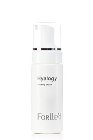 Forlle'd Очищающий мусс для чувствительной кожи Creamy wash 150ml