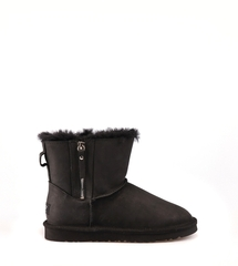 UGG Double Zip Deco Black