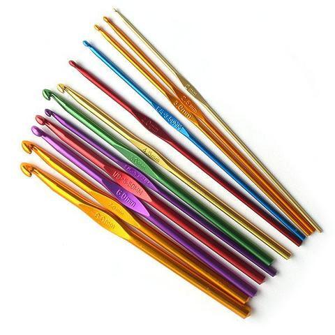 Крючки для вязания металлические