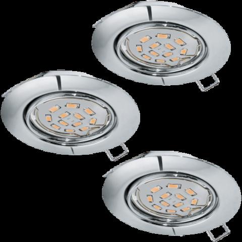 Комплект светильников светодиодных встраиваемых Eglo PENETO 94407