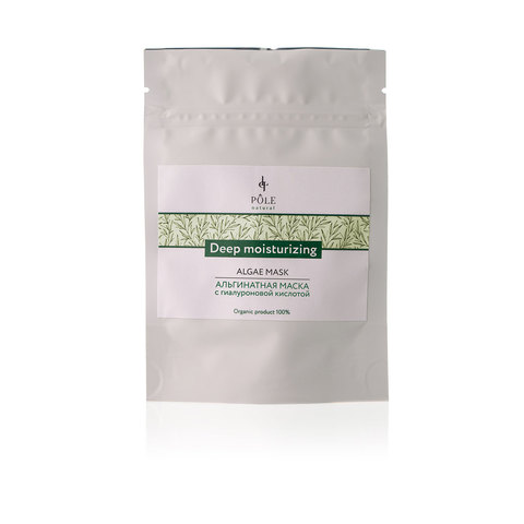 Маска альгинатная POLE Deep moisturizing (100 мл.)