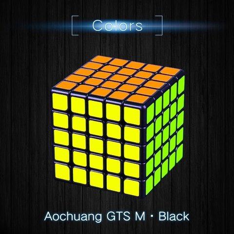 Moyu Aochuang GTS5M 5X5 Cube