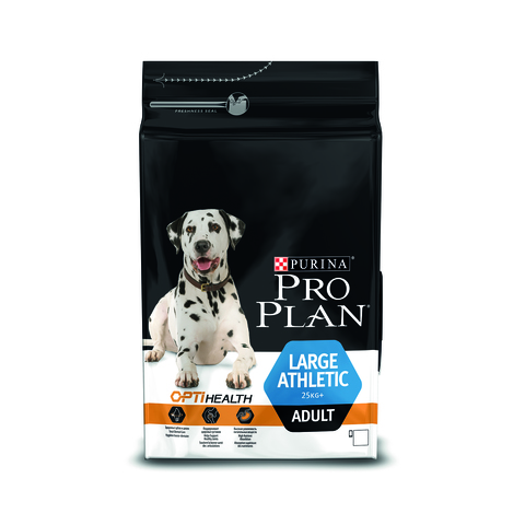 Pro plan large adult athletic with chicken & rice