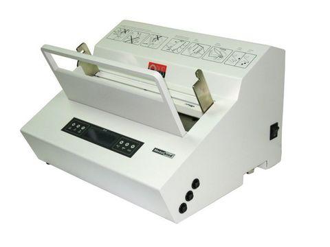 Электрический переплетчик Opus Metalbind MBE 300 Металбинд: формат А4, переплет до 300 листов.