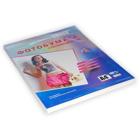 Сублимационная бумага IST формат А4, плотность 100гр/м, 100листов. (ITP-100HTPA4)