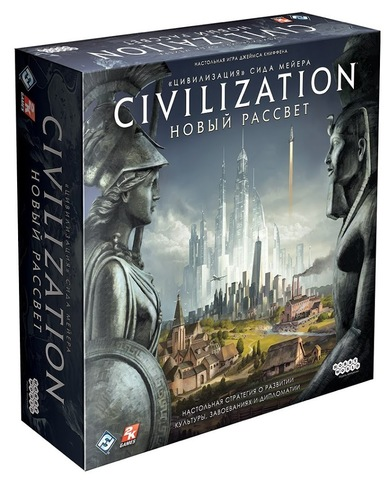 Цивилизация Сида Мейера: Новый рассвет / Sid Meier's Civilization: A New Dawn (на русском языке)