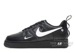 Кроссовки Мужские Nike Air Force 1 07 LV8 Utility Black