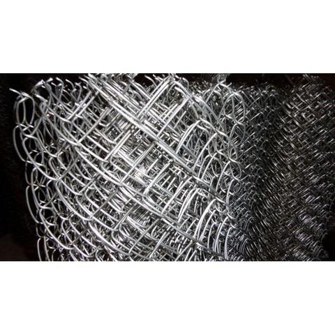 Сетка-рабица 70х70 оцинкованная (1,5х10м)