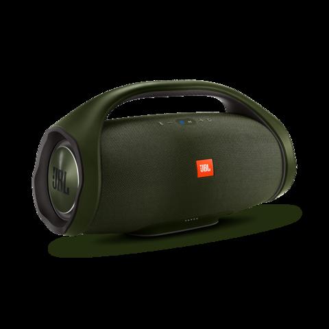 яJBL Boombox Green (зелёная)