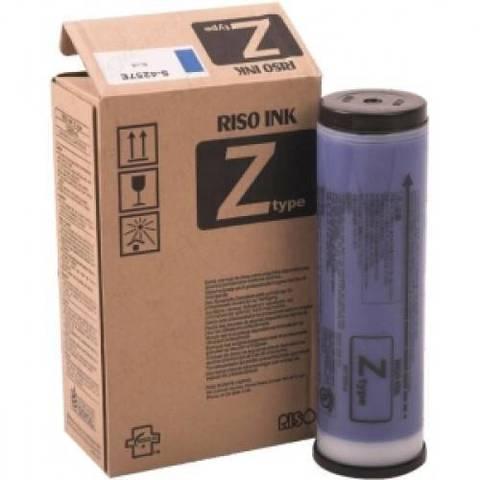 Краска голубая RISO RZ (S-4257E / S-7196E)