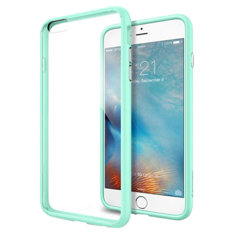 Spigen SGP Case Ultra Hybrid for iPhone 6S Plus / 6 Plus Mint SGP11052