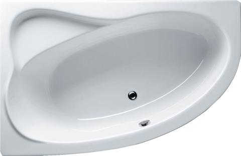 Акриловая ванна Riho LYRA 153х100 R