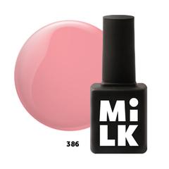 Гель-лак Milk Smoothie 386 Strawberry, 9мл.