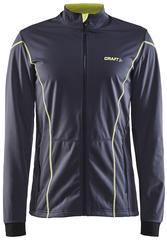 Тёплая лыжная куртка Craft Force XC Grey мужская