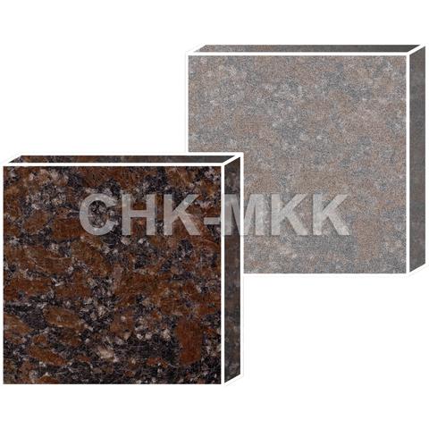 Плитка из Капустинского гранита образец