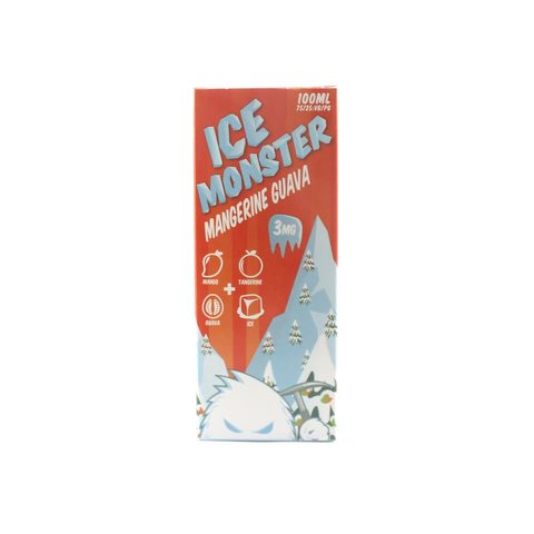 Жидкость Ice Monster Mangerine Guava