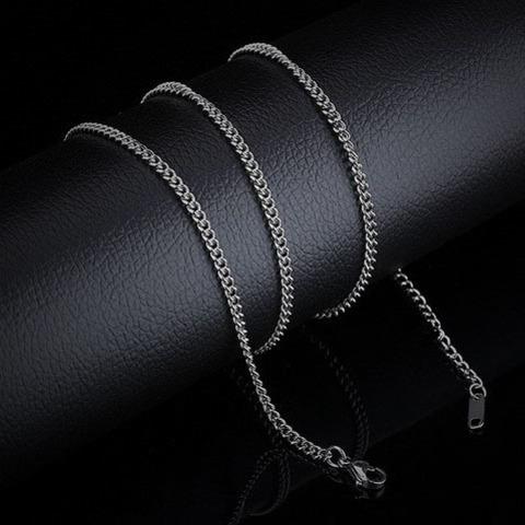 Цепочка серебристая 3 мм Steelman 91641