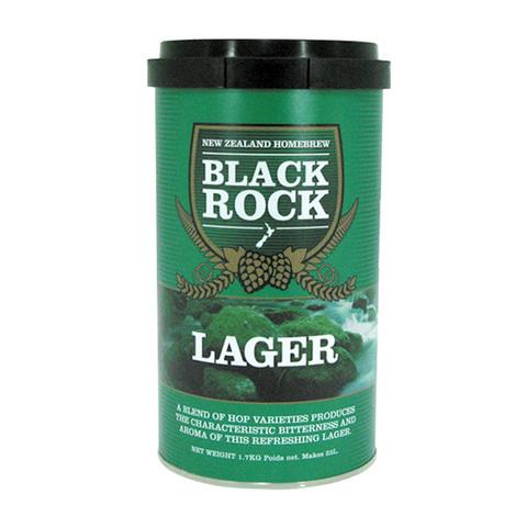 Солодовый экстракт Black Rock LAGER