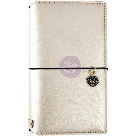 Блокнот -Prima Traveler's Journal Starter Set 14х22см - Sandy