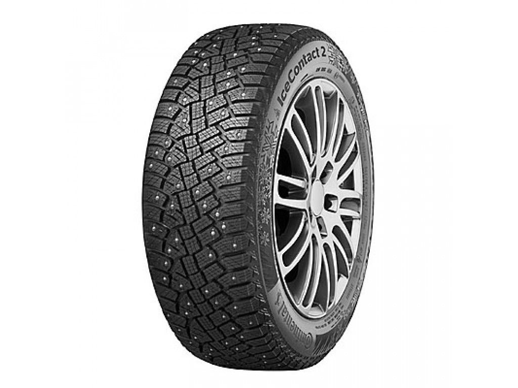 Шины 225/65R17 106T Continental ContiIceContact 2 SUV KD