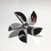 5114/5 New Series 5D Stainless Steel propeller L+R
