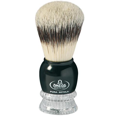 Помазок для бритья Omega натуральный кабан 10275