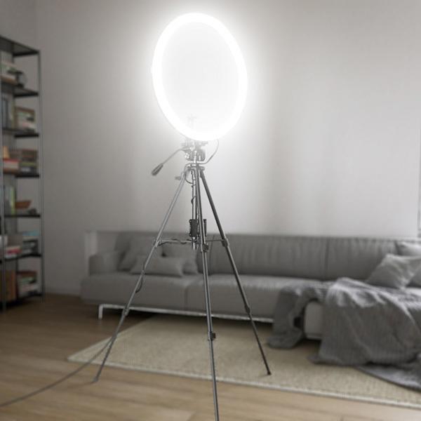 Кольцевая лампа Elforio фото