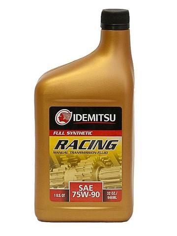 IDEMITSU RACING MTF 75W-90 GL-5 масло трансмиссионное