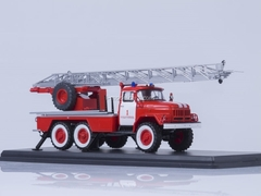 ZIL-131 AL-30 fire engine Sevastopol Start Scale Models (SSM) 1:43